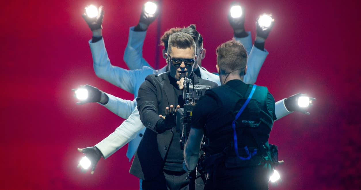 Eurovision 2021 - Jury Show Seconda Semi - Polonia