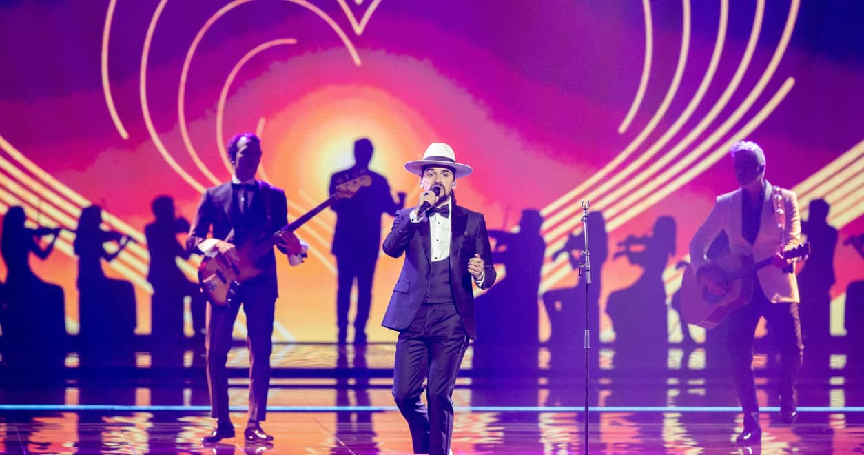Eurovision 2021 - Jury Show Finale - Portogallo