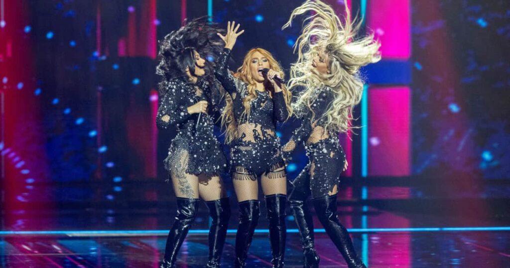 Eurovision 2021 - Jury Show Finale - Serbia