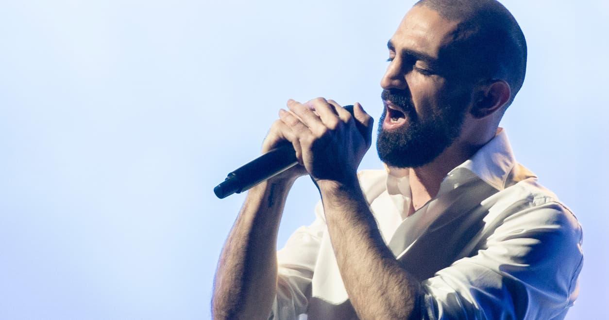 Eurovision 2021 - Jury Show Seconda Semi - Georgia