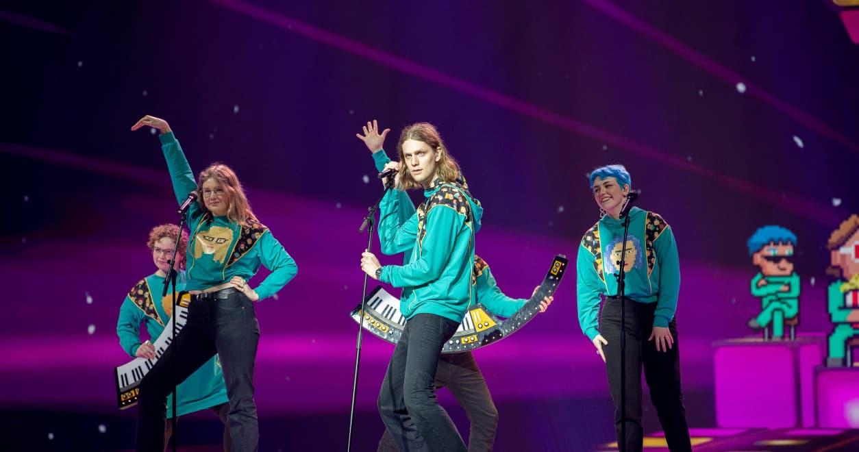 Eurovision 2021 - Jury Show Finale - Islanda