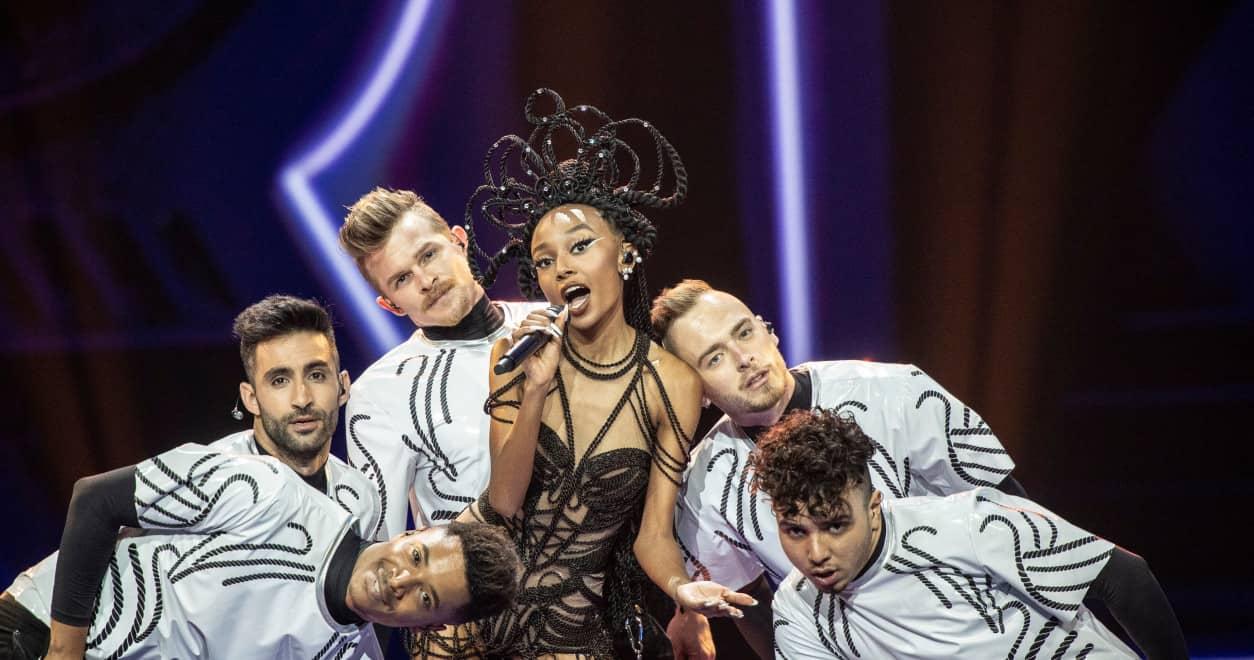Eurovision 2021 - Jury Show Prima Semi - Israele