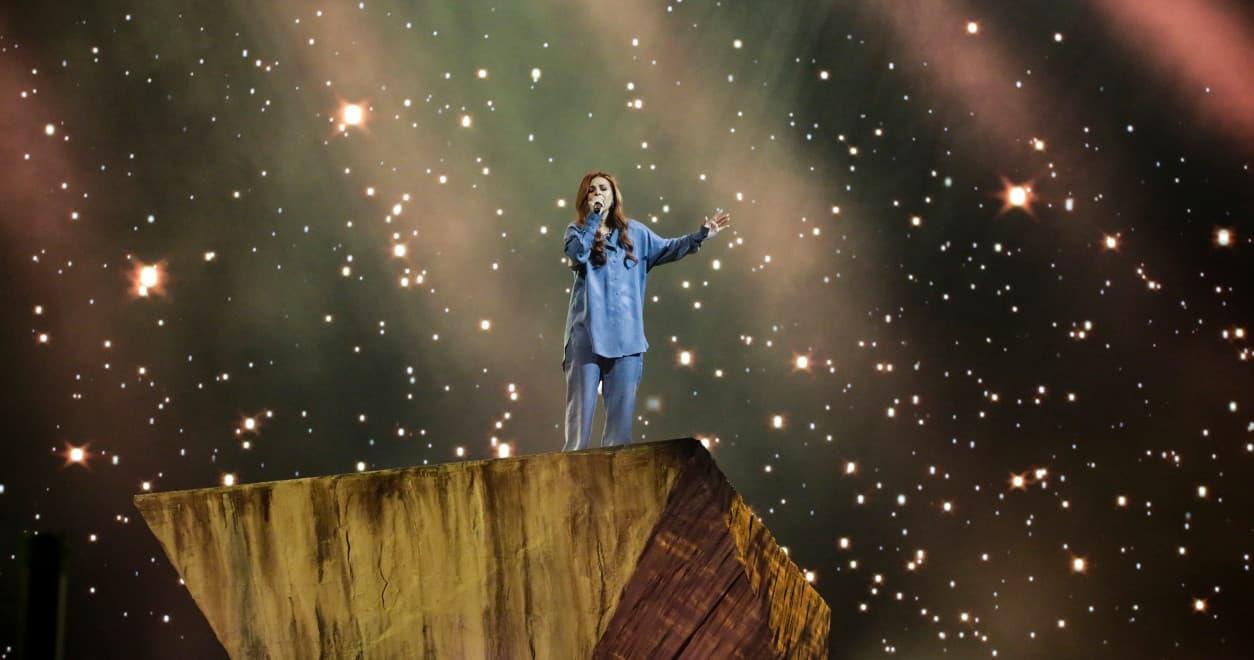 Eurovision 2021 - Jury Show Seconda Semi - Bulgaria