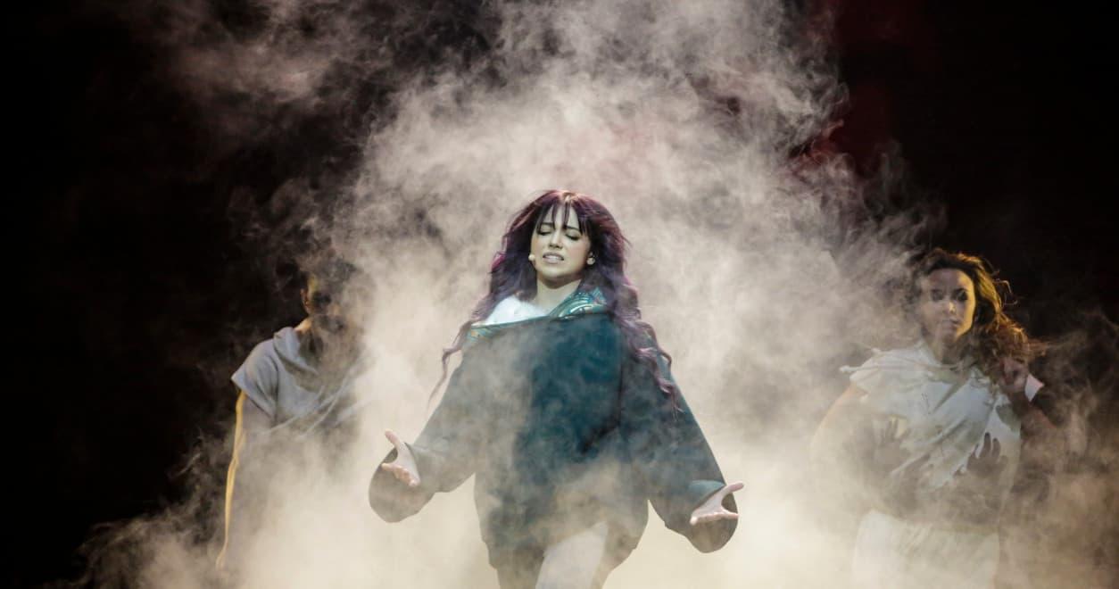 Eurovision 2021 - Jury Show Prima Semi - Romania
