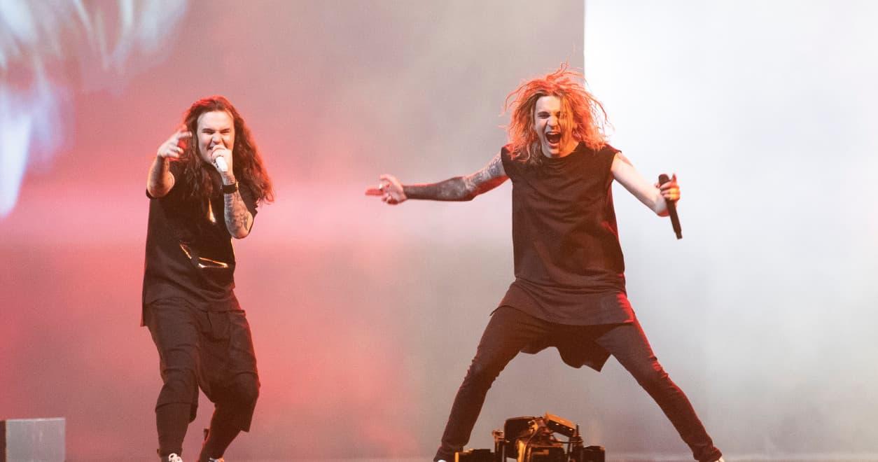 Eurovision 2021 - Jury Show Seconda Semi - Finlandia