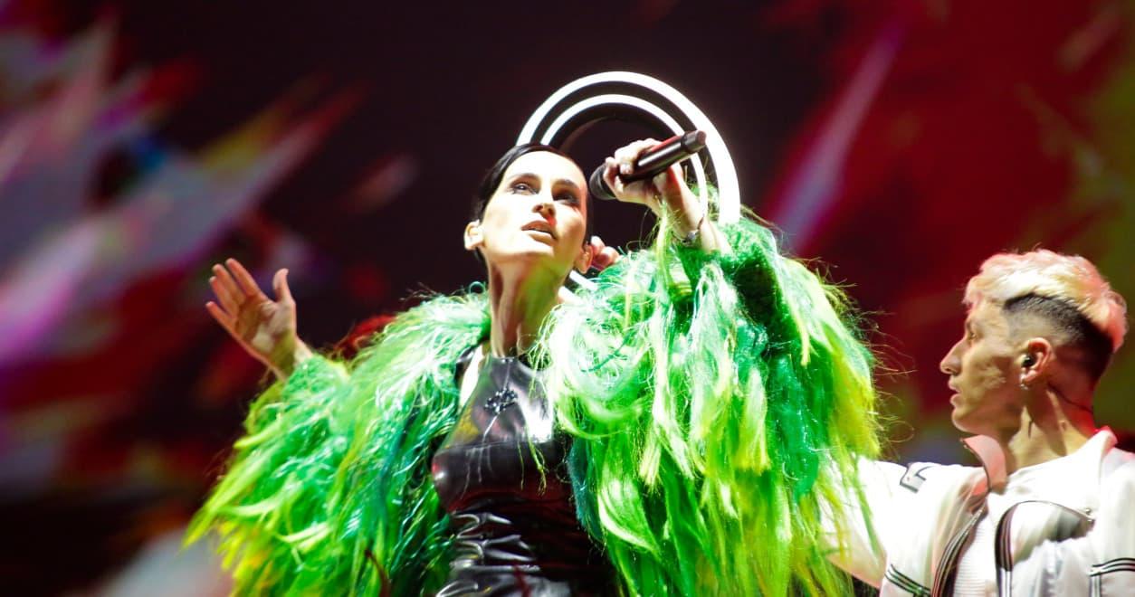 Eurovision 2021 - Jury Show Prima Semi - Ucraina