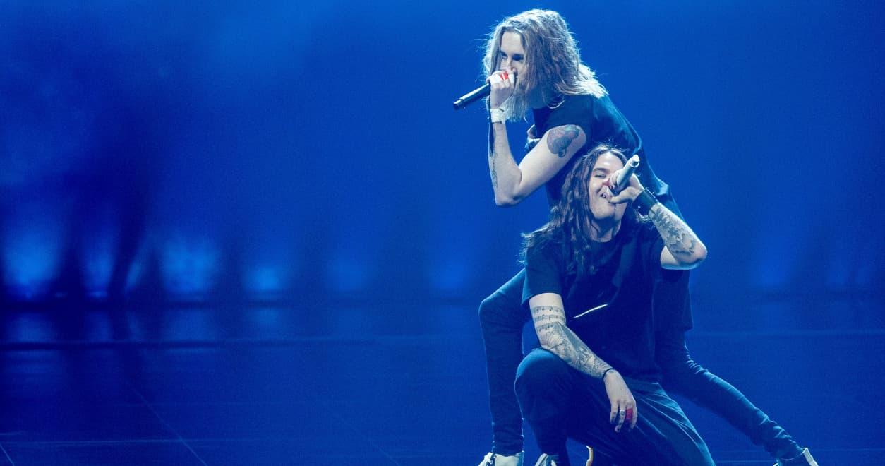 Eurovision 2021 - Jury Show Finale - Finlandia