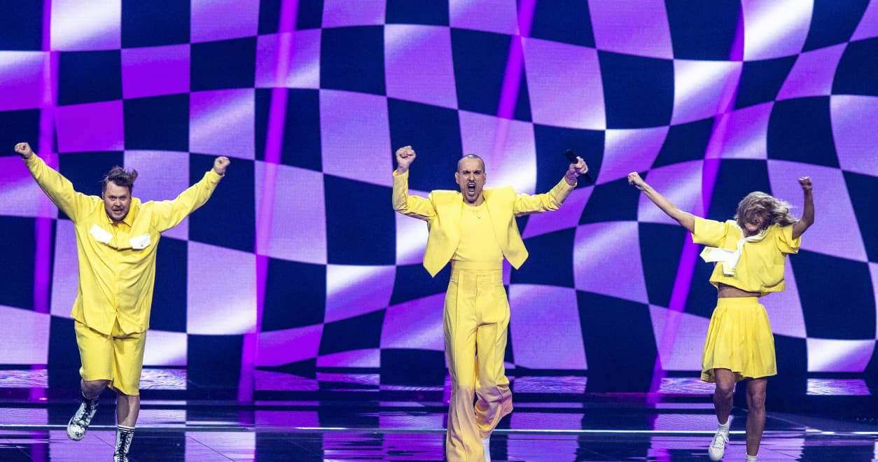 Eurovision 2021 - Jury Show Finale - Lituania
