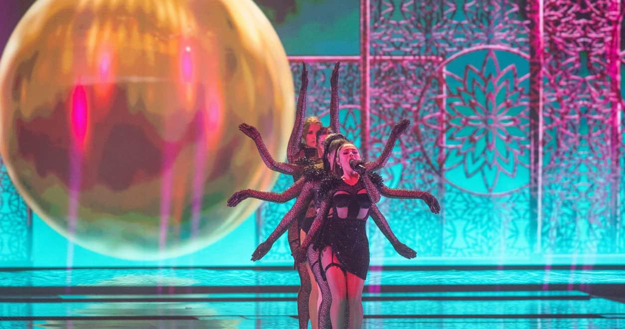 Eurovision 2021 - Jury Show Finale - Azerbaijan