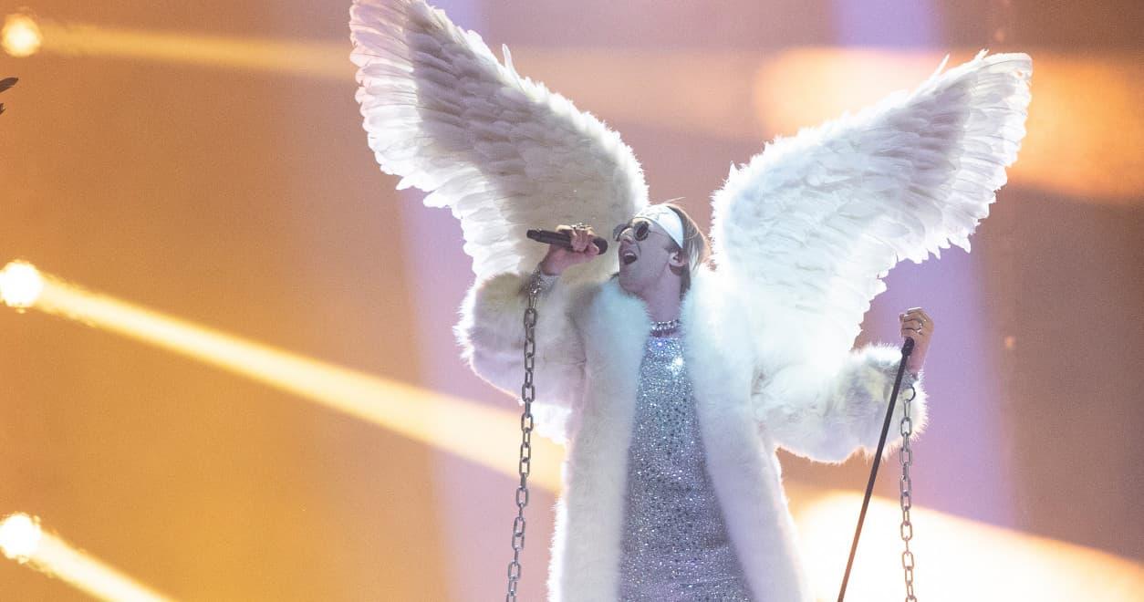 Eurovision 2021 - Jury Show Finale - Norvegia