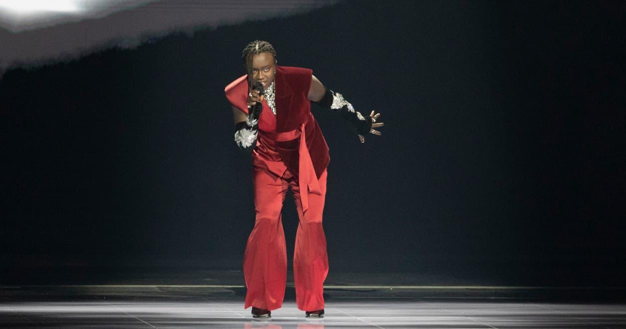 Eurovision 2021 - Jury Show Finale - Svezia