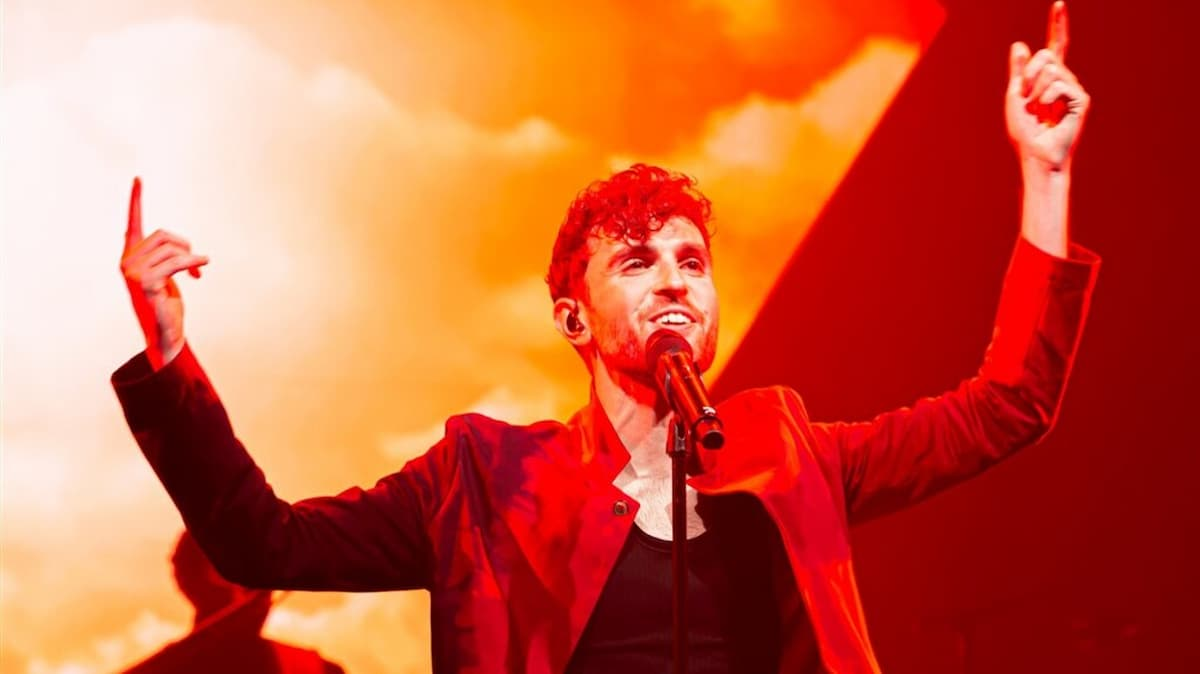 Duncan Laurence Eurovision 2021