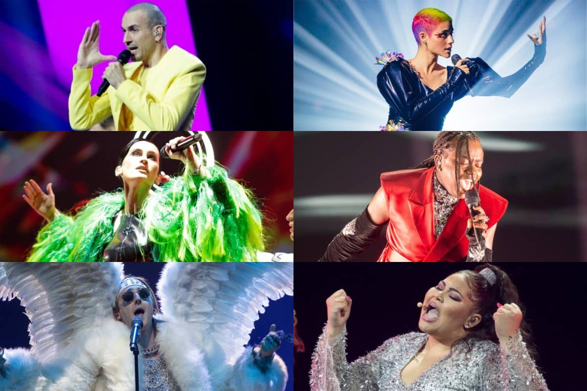 Eurovision 2021 - Prima Semifinale - Jury Show