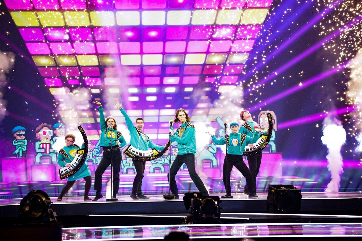 Islanda Eurovision 2021 Daði og Gagnamagnið