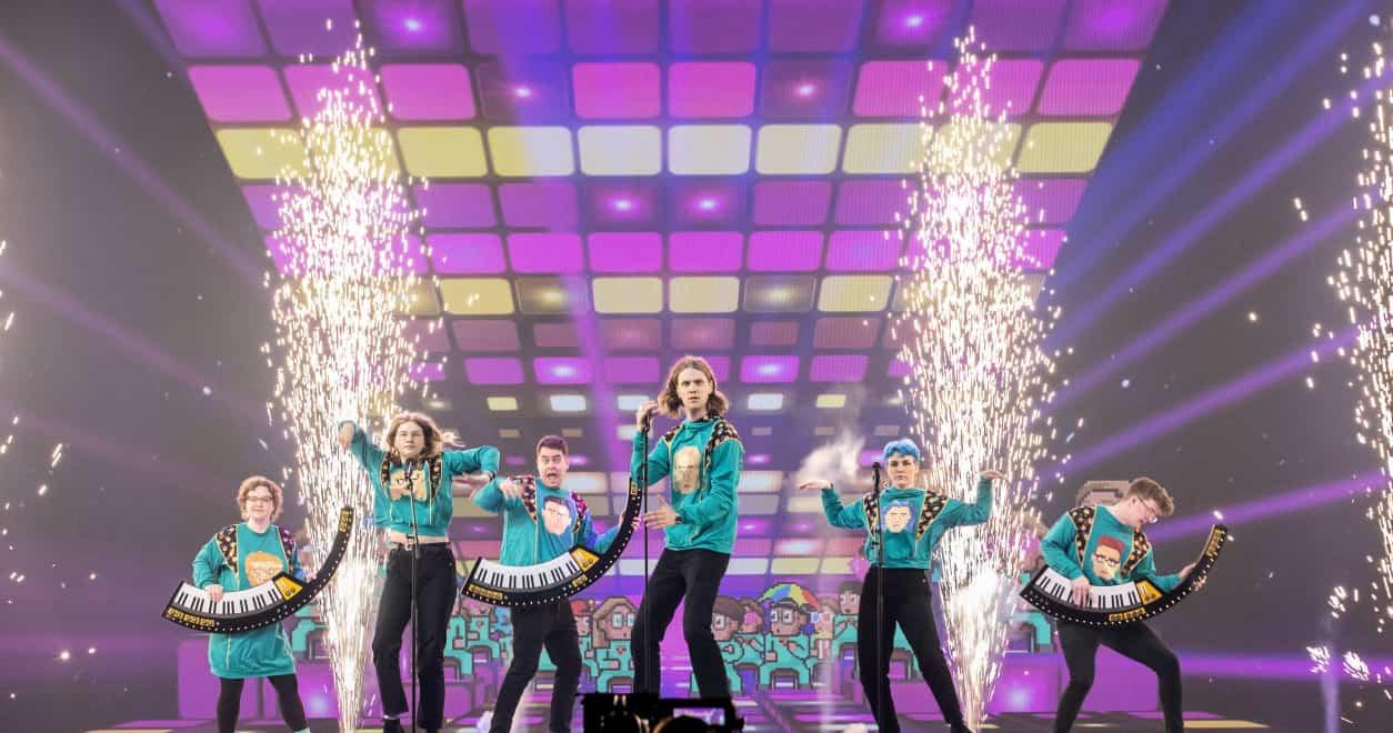 dadi islanda eurovision 2021 registrazione