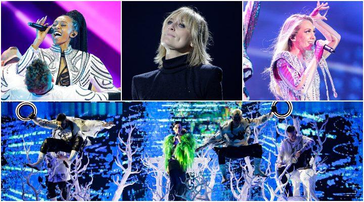 eurovision 2021 resoconto seconda giornata prove