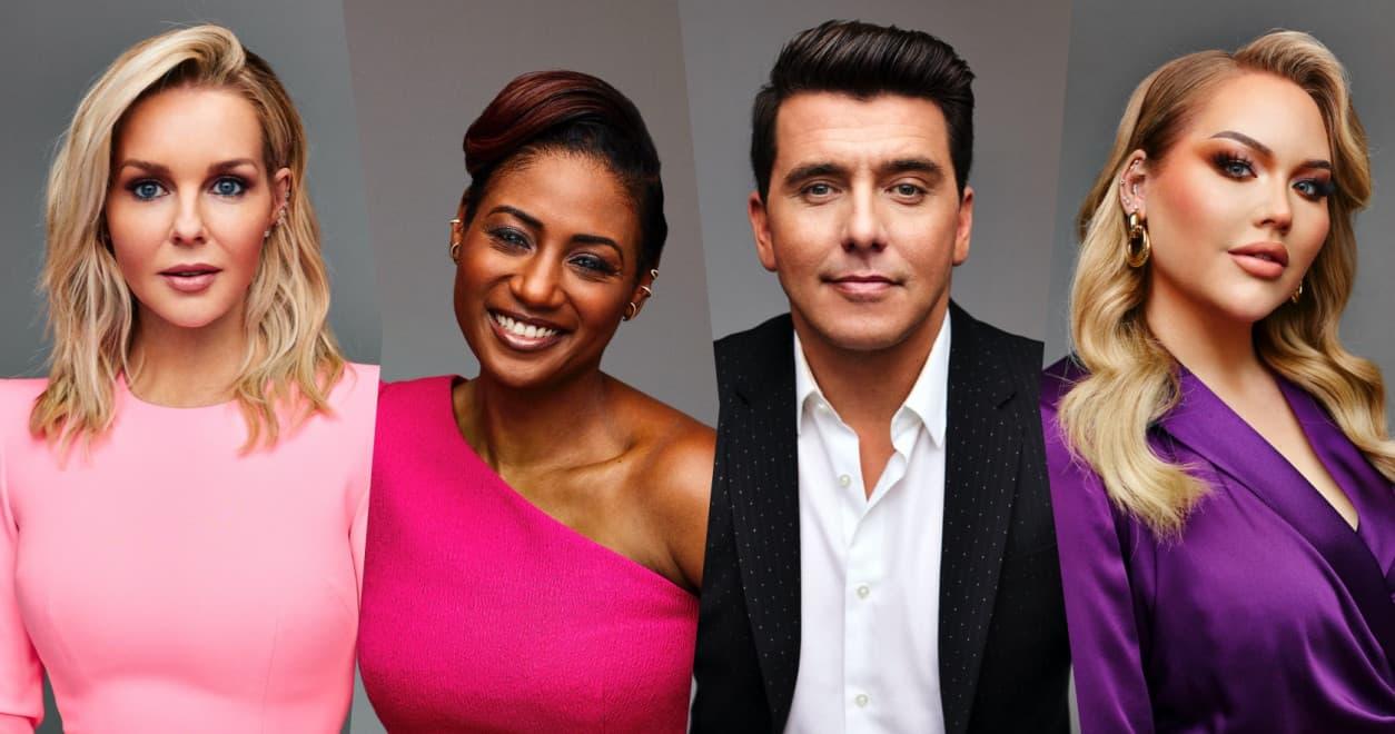 presentatori eurovision 2021