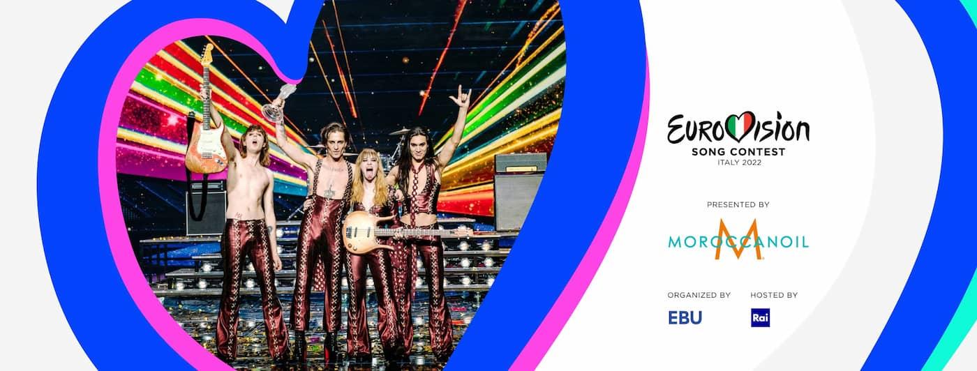 Eurovision 2022 pagina Facebook