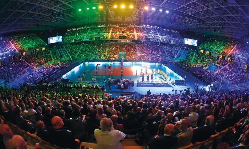 Pala Alpitour Torino Eurovision 2022