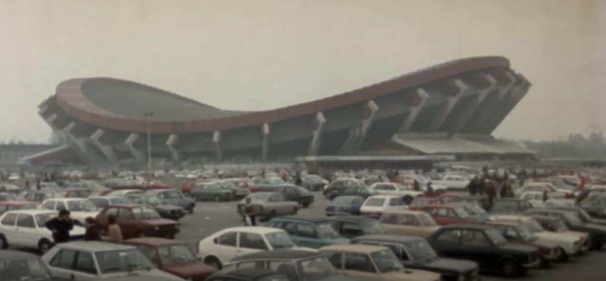 Palasport San Siro Milano