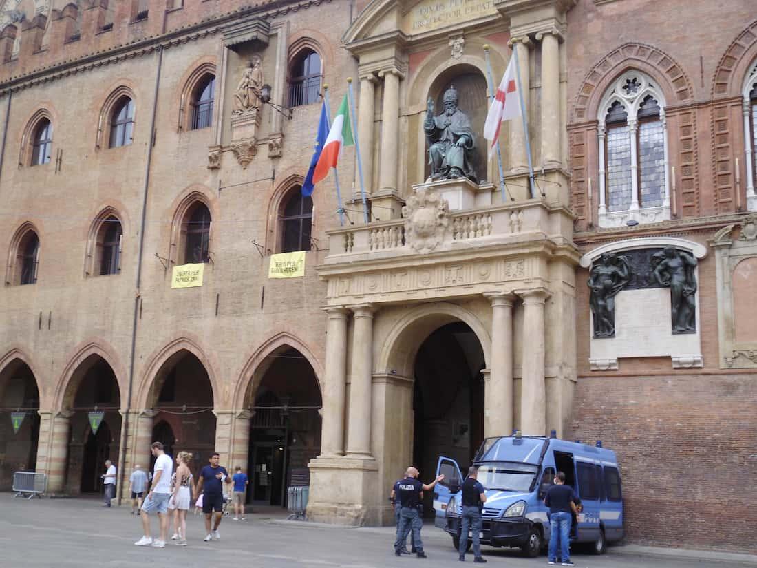 Palazzo Comune di Bologna