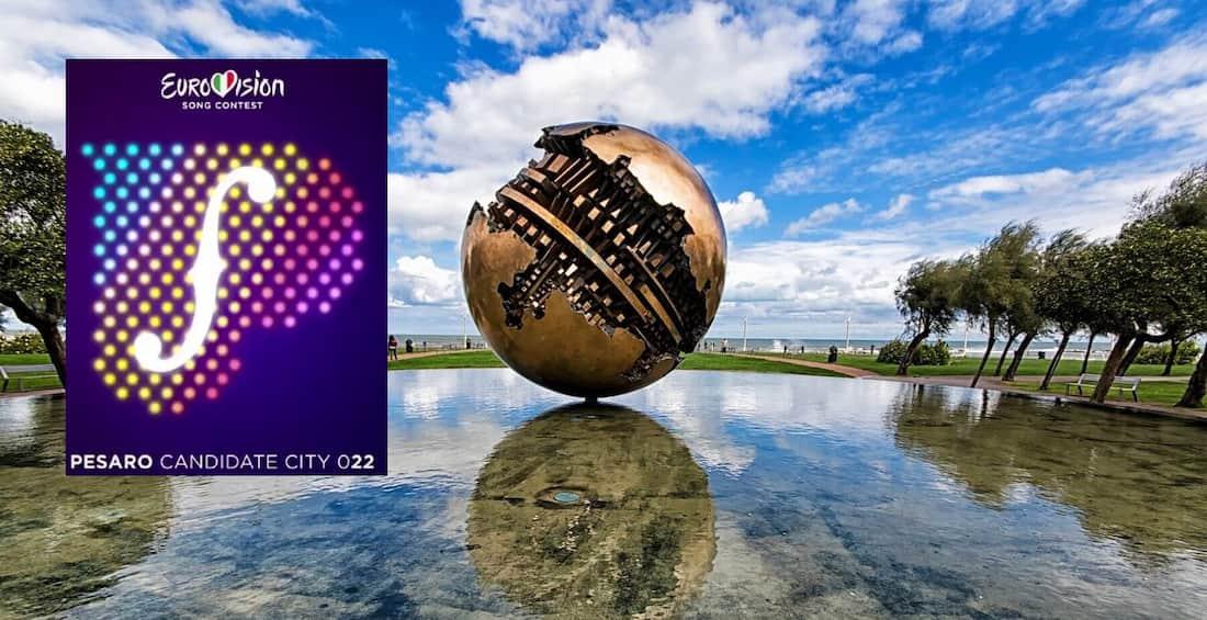Pesaro candidate city Eurovision 2022