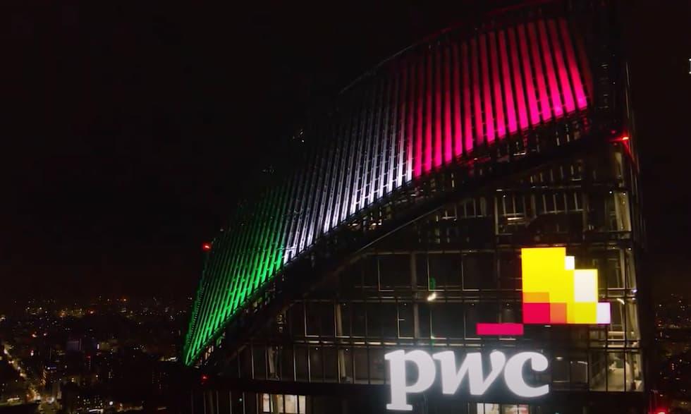 Tricolore Torre PWC
