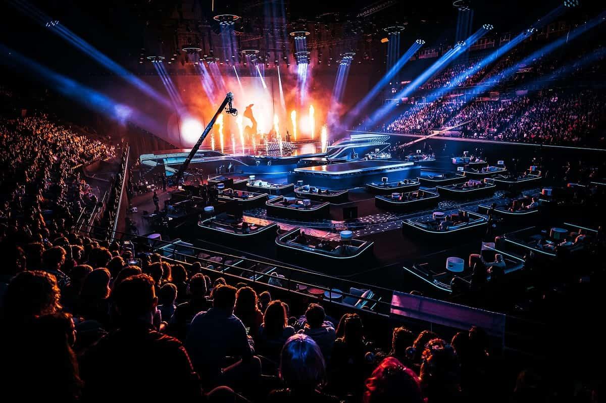 Ahoy Rotterdam Eurovision
