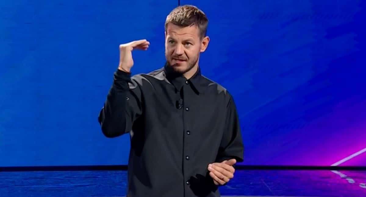 Cattelan Eurovision 2022