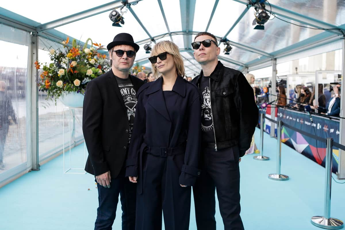 Hooverphonic Eurovision