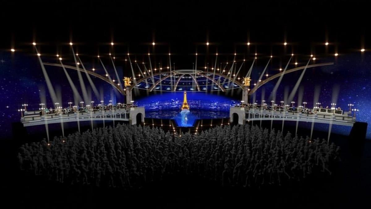 Palco Junior Eurovision